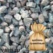 sheben granitnij v meshkah